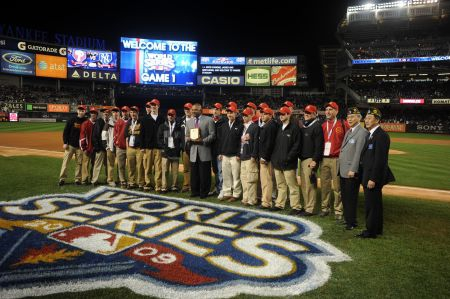 National Champions Honored by MLB