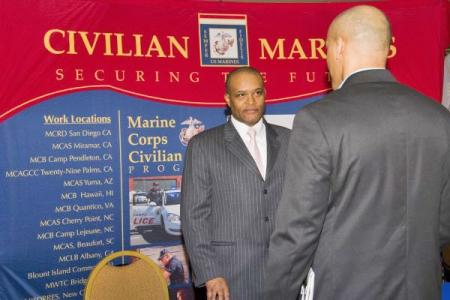 H2H career fair helps vets find jobs