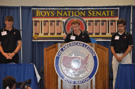 Boys Nation - Tuesday, July 26