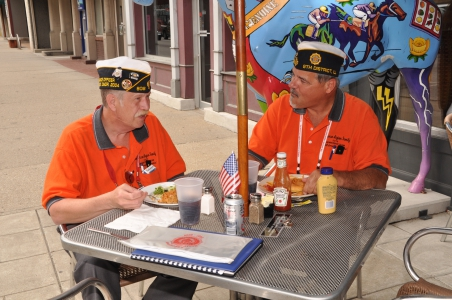 American Legion National Convention 2009, Louisville, Ky.