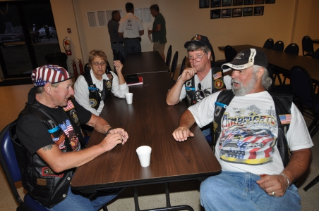 American Legion Legacy Run 2010 Registration Day and Pre-Run Rally, Wayne Post 64, Indianapolis