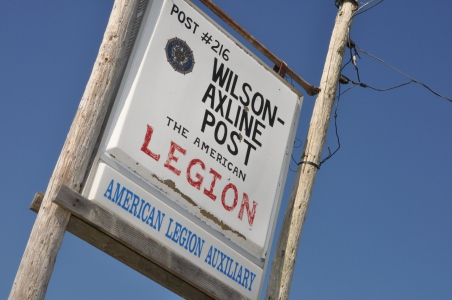 American Legion Legacy Run Day 2 from Higginsville, Mo., to Bethany, Mo.