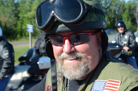 Legacy Run 2011: Day Four - Minocqua, Wis., To Brainerd, Minn.