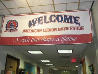 Boys Nation - Friday, July 22
