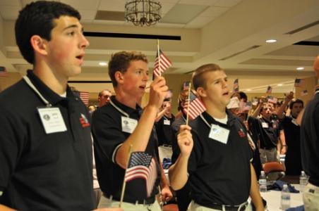 Boys Nation - Sunday, July 24