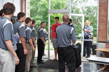 Boys Nation - Day 1 - July 20, 2012