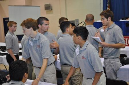 Boys Nation - Day 2 - July 21, 2012