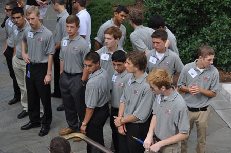 Boys Nation - Day Four - July 23, 2012