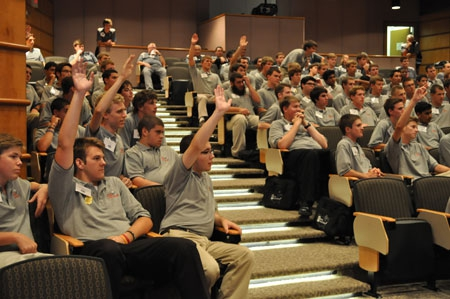 Boys Nation - Day 7 - July 26, 2012