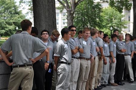 Boys Nation - Day 8 - July 27, 2012