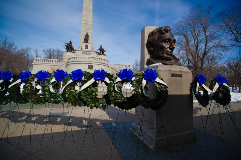 80th Annual Pilgrimage to Lincoln's Tomb