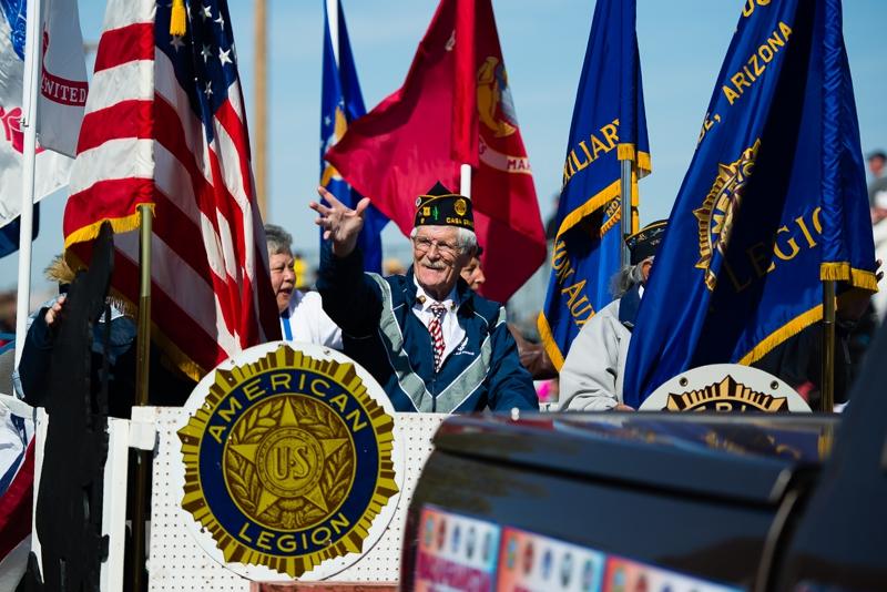 69th Anniversary Commemoration of the Iwo Jima Flag Raising