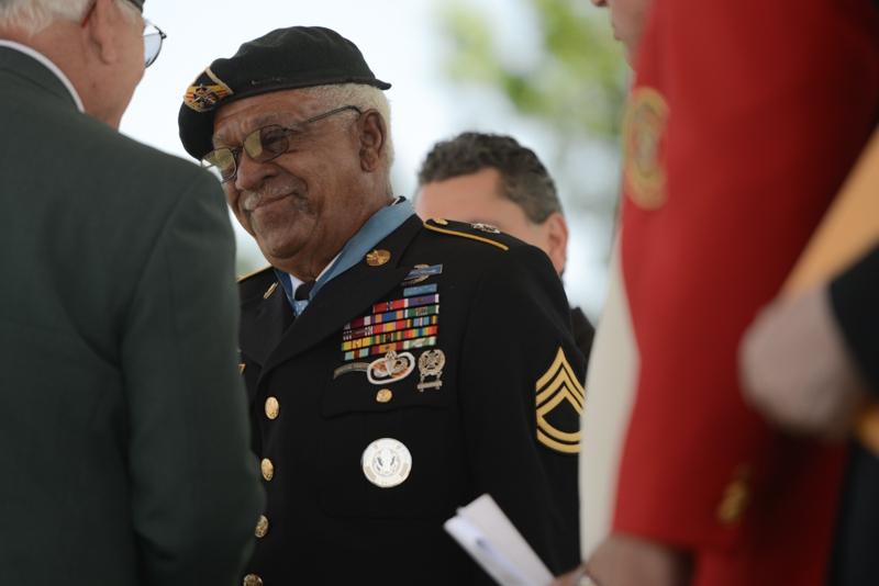 Tulsa, Oklahoma Medal of Honor Day Ceremony