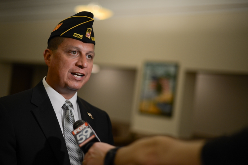 Dellinger calls for VA secretary, 2 others to step down