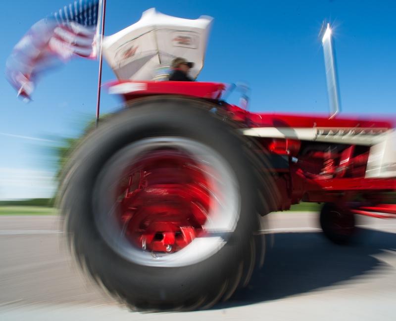 Nebraska Antique Farming Association teams up with Operation Comfort Warriors