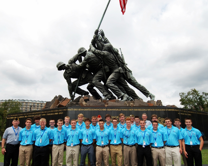 2014 Boys Nation - Day 4