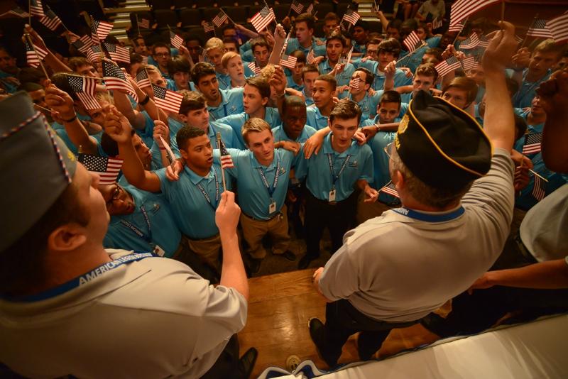 2014 Boys Nation - Day 8