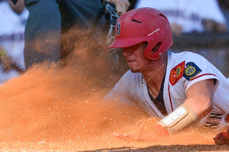 American Legion Baseball World Series - Day 2
