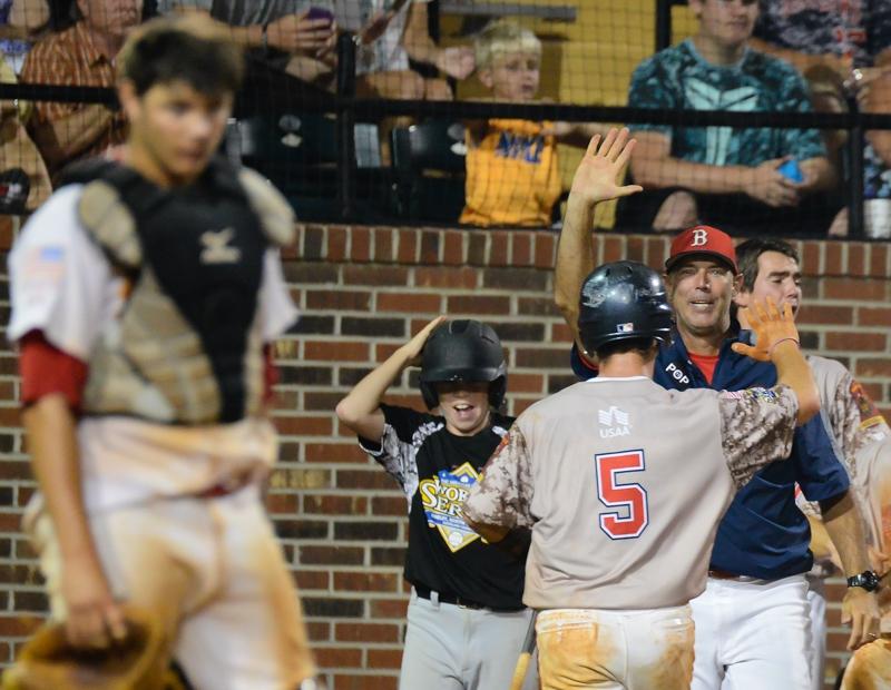 2014 American Legion Baseball World Series Day 3