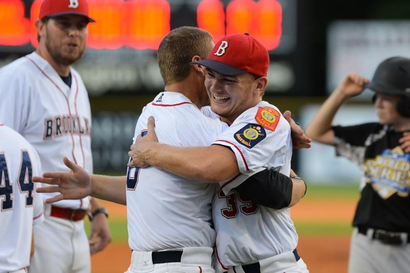 American Legion Baseball World Series - Day 5