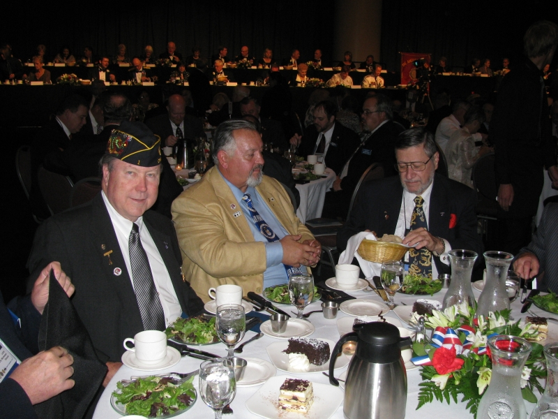 China Post 1 at 2011 Minneapolis National Convention | The