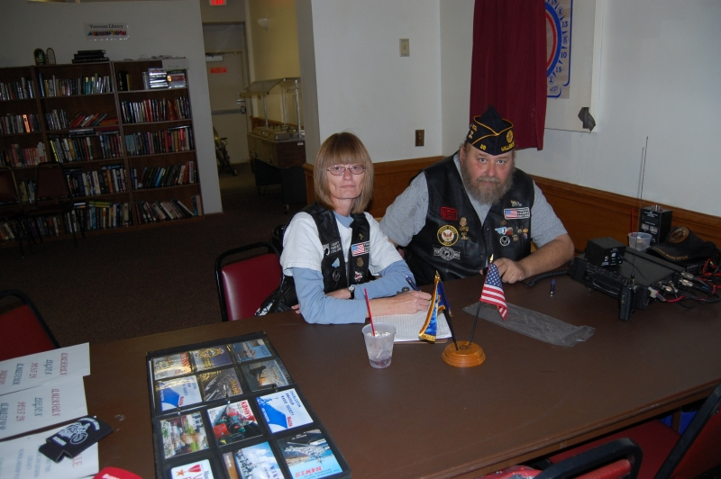 Veterans Day 2012 event at Post 28 in Oak Orchard/Riverdale, Del.
