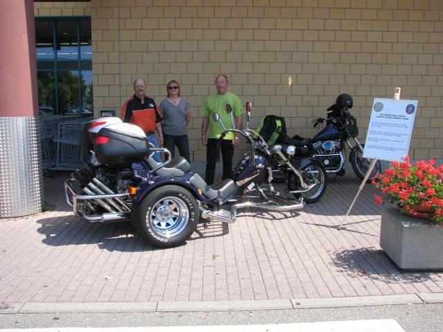 Department of France Riders program