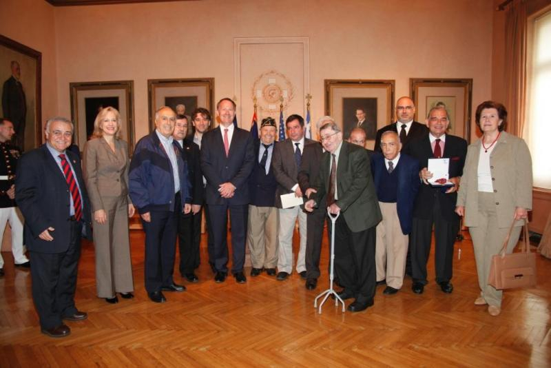 Post GC01 donates office building to city of Athens (pt. 2)