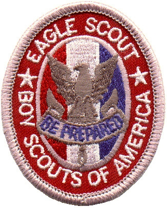 Eagle Scout ceremony sponsored by China Post 1 (pt. 1)