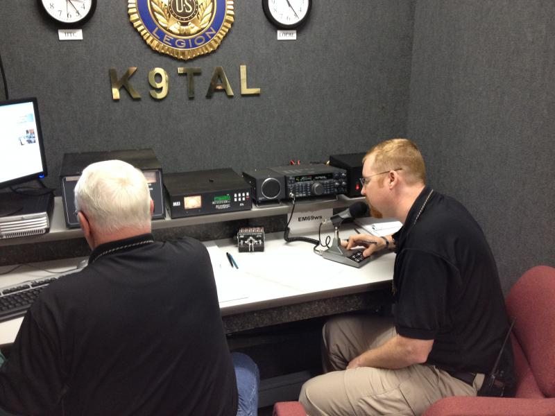 Legion radio ops now exceed 1,700