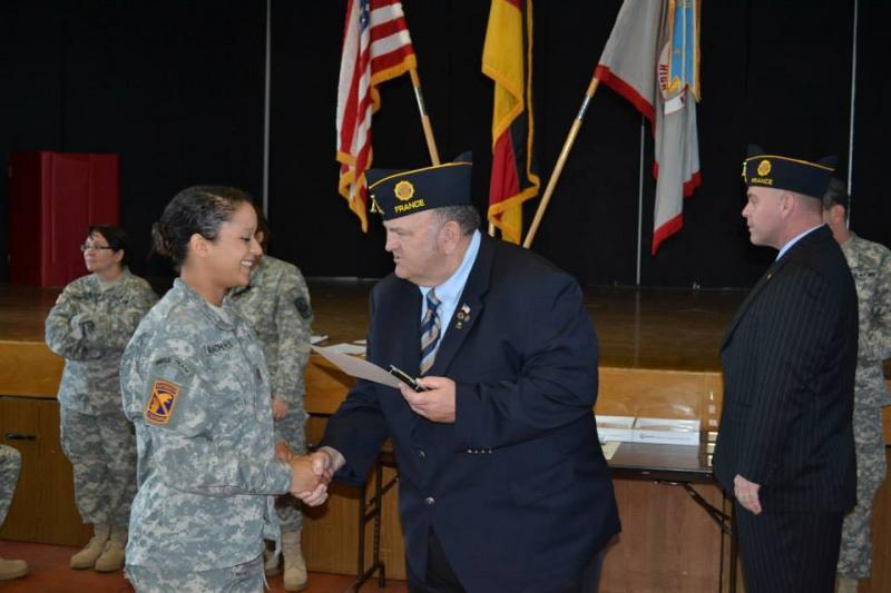 2014 Jr. ROTC Awards ceremony (pt. 1)