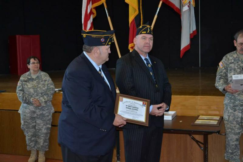 2014 Jr. ROTC Awards ceremony (pt. 2)