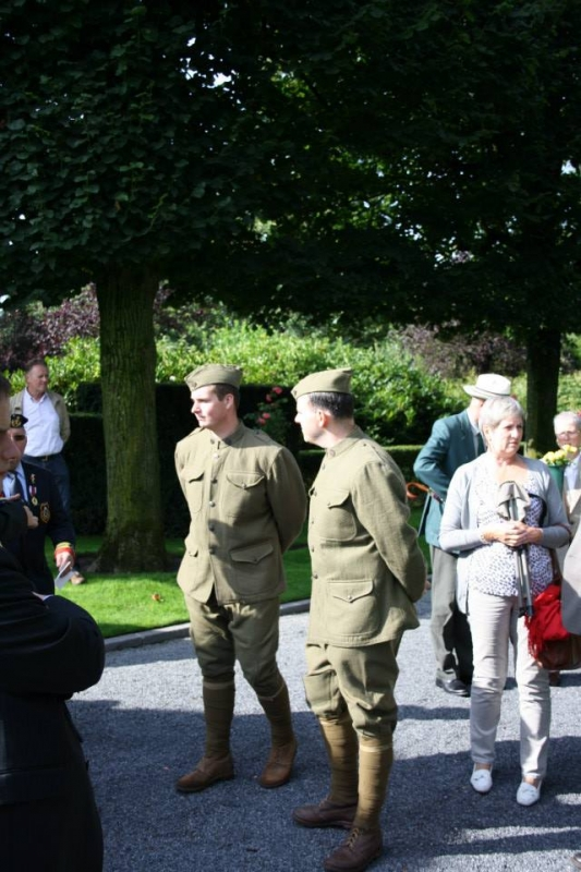 Flanders Field Adopt-a-Grave ceremony (1)