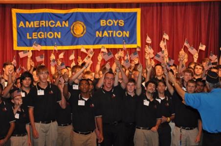 Boys Nation - Friday, July 29