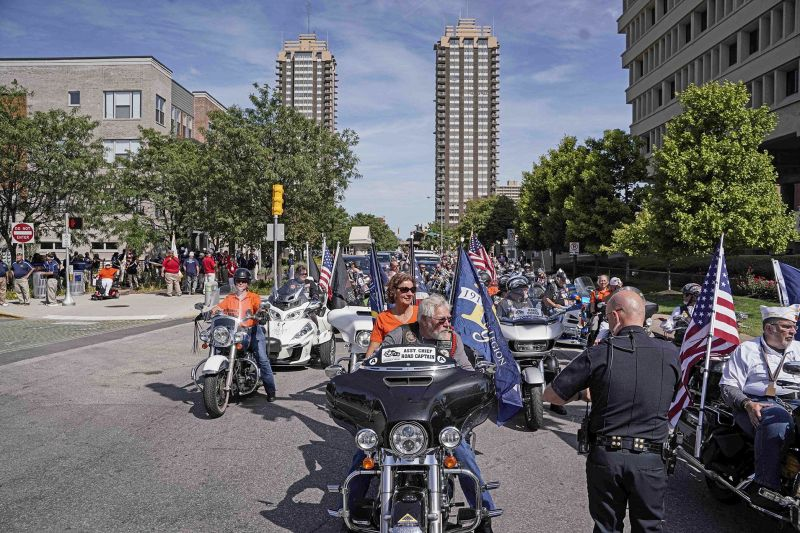 2019 American Legion National Convention Parade | The