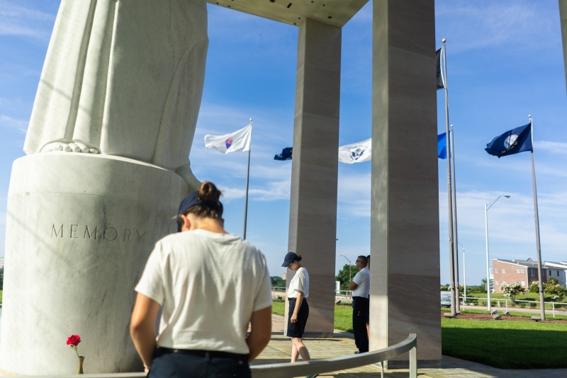 Virginia Youth Cadet Law Enforcement Program | The American