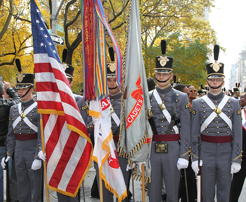 Veterans Day: New York City