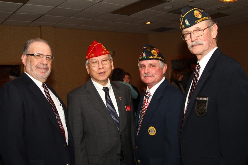 Commander Wong visits North Dakota