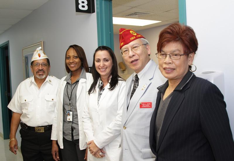 Commander Wong visits St. Croix
