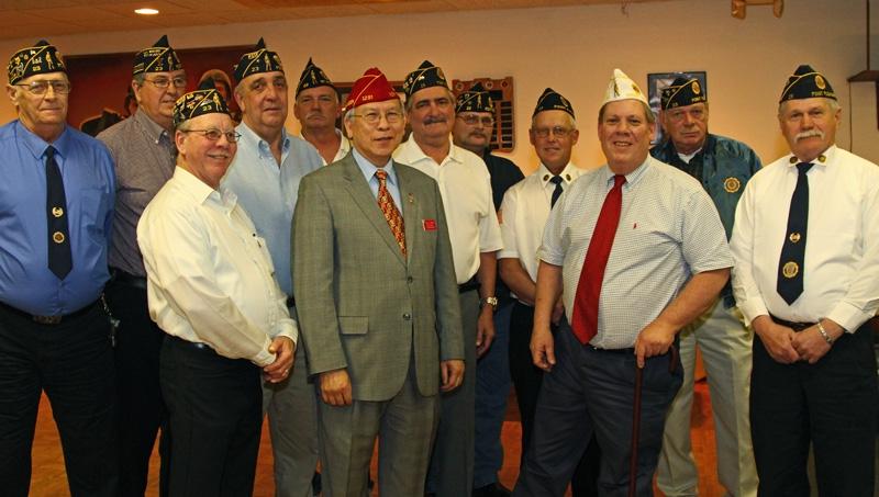 Commander Wong visits West Virginia