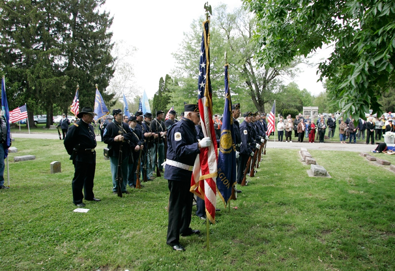 Celebration of life, heroism of Civil War Medal of Honor recipient