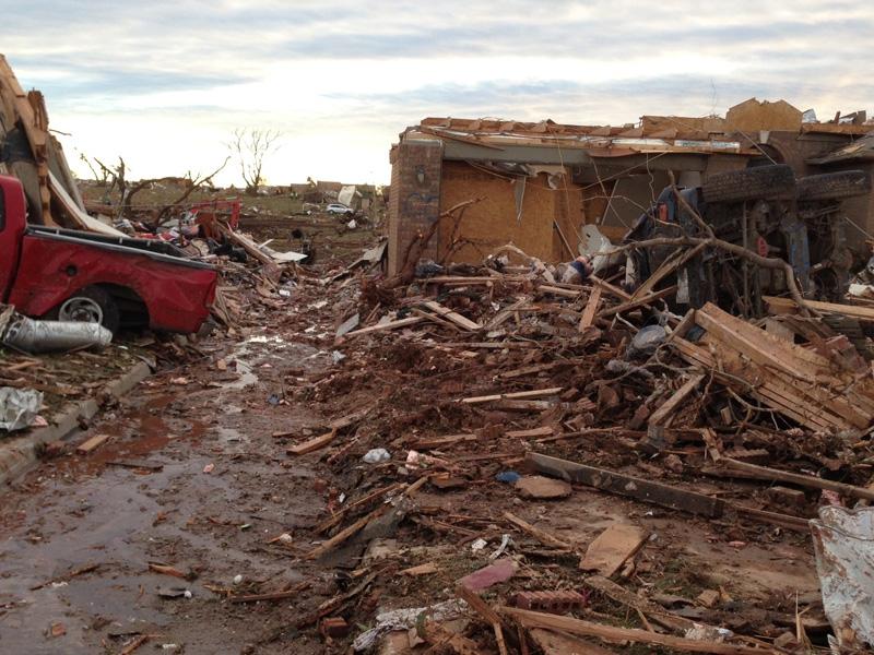 Moore, OK Tornado Relief
