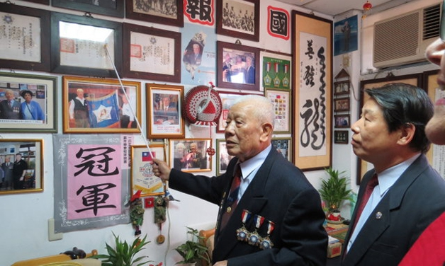 2013 Visits Taiwan, December