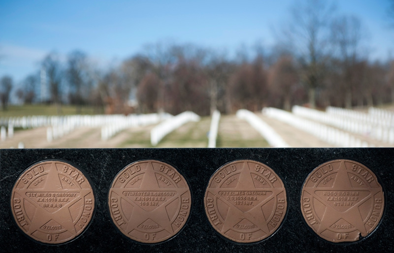World War I Gold Star Court of Honor