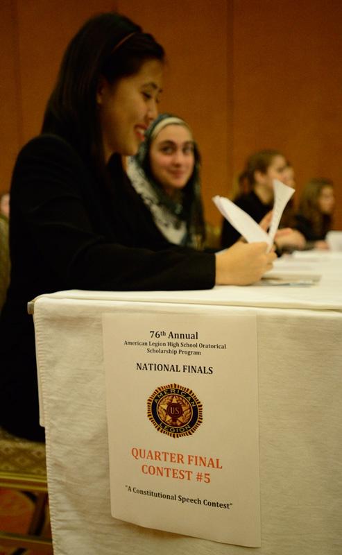 76th National Oratorical Championship