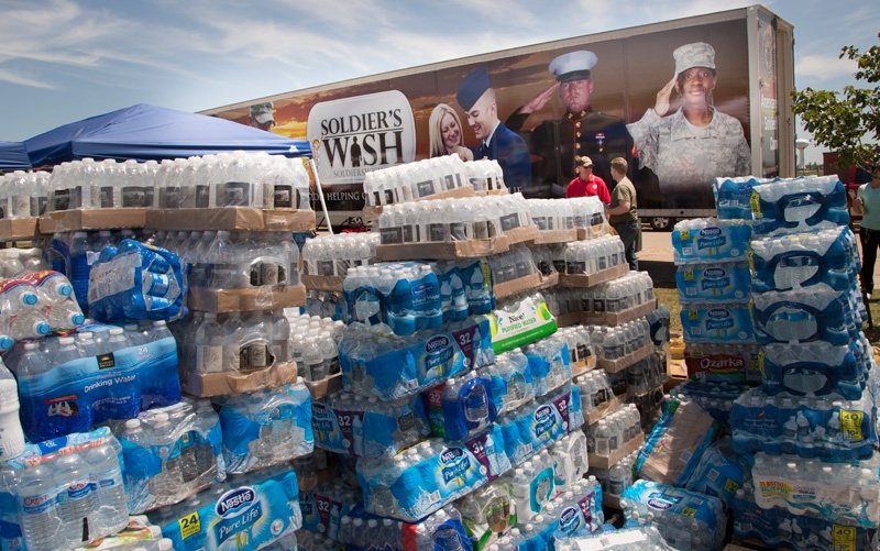 Moore, OK Disaster Relief