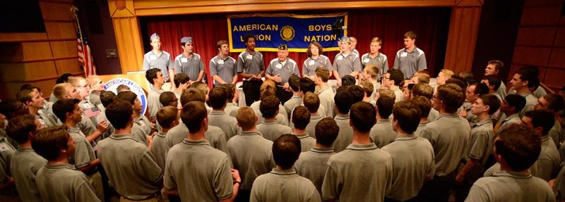 Boys Nation - Friday 7/26