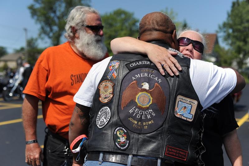 2012 National Commander's Ride: Pre-Ride Rally