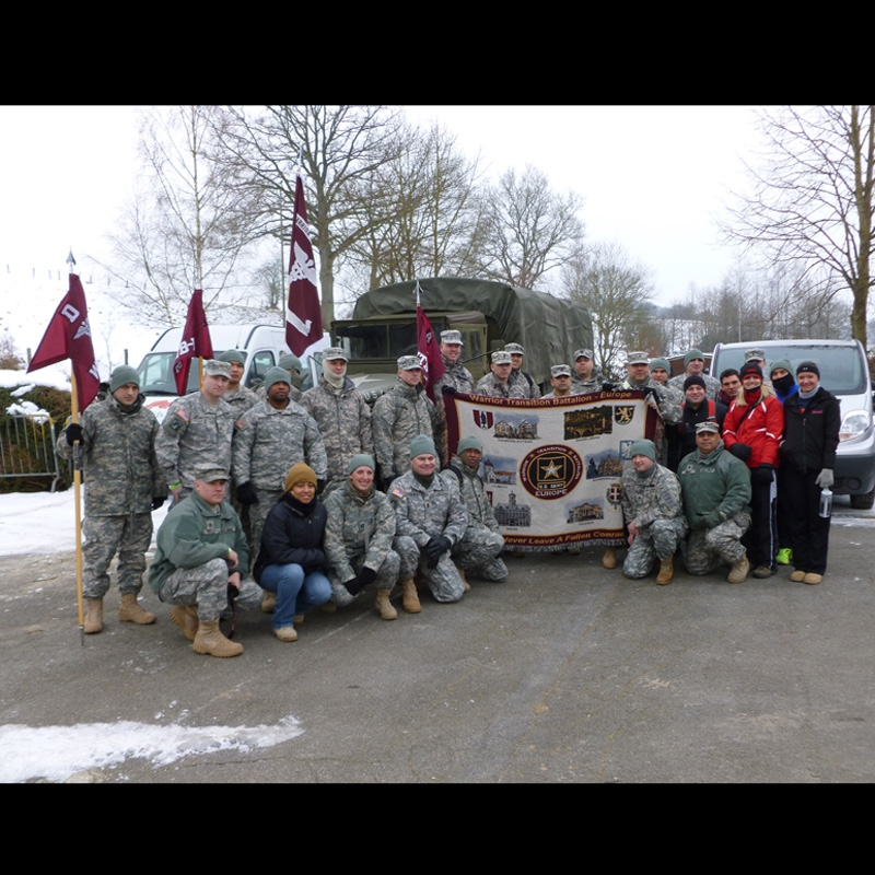 """In the Footprints of the 82nd Airborne"""