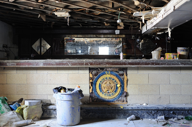 New Jersey posts still recovering from Superstorm Sandy